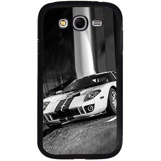 Fuson Designer Phone Back Case Cover Samsung Galaxy Grand 2( Sports Car Ready To Go )
