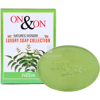 ON - ON Natures Luxury Neem Soap