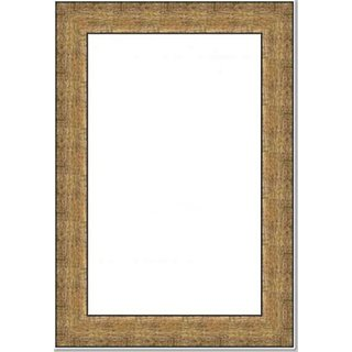 Buy 9x12 Inch Photo Picture Frame In Champagne Wooden Finish For