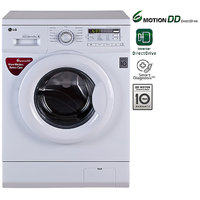 LG 6 kg Front Load Fully Automatic Washing Machine   FH