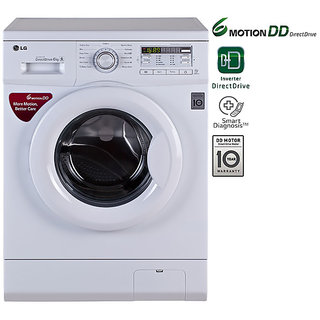 LG FH0B8NDL22 6KG Fully Automatic Front Load Washing Machine