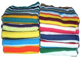 Terry Face Towel - Set Of 12
