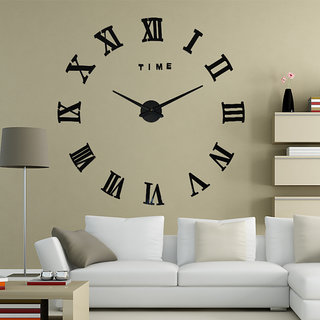 3D DIY Designer wall clock
