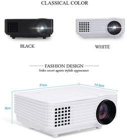 Cubit Full HD LED 2000 lumens projector