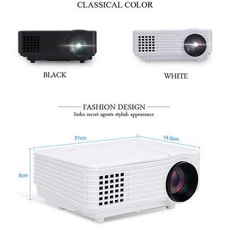 Cubit Full HD LCD 2000 ANSI Lumens projector
