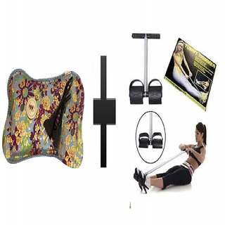 s4d Electric Heating Gel Pad and tummy trimmer