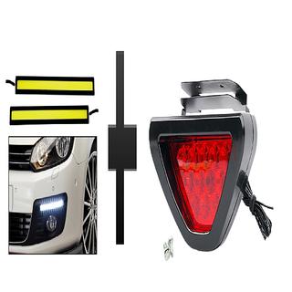 s4d Car LED High Power White Light and tringle light led
