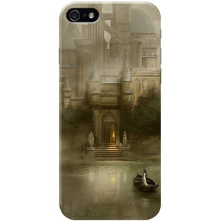 HACHI Cool Case Mobile Cover for Apple iPhone SE