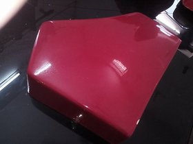 stuny cover in maroon color