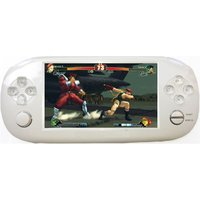 Playstation PSP 4GB Handheld Console Games (White ) Wit
