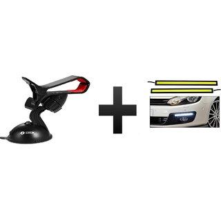 s4d Car Mobile Holder and stick light led