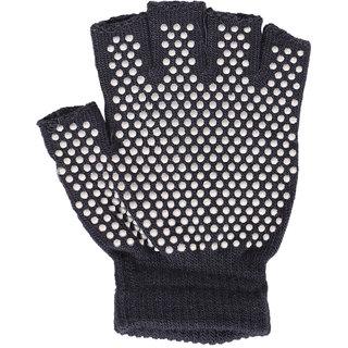 Importikah Gym Fitness Body Building Training Sports Non-slip Gloves - Black