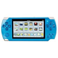 AStar Playstation PSP 4GB Handheld Console Games ( Blue