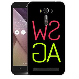 Ulta Swag Printed Designer Mobile Back Cover For