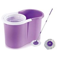 360 Spin Mop Easy Wash Magic Mop, Spin Easy Mop - 3956764