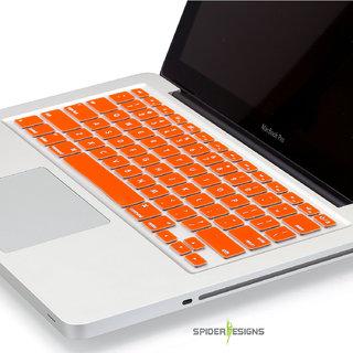 Spider Designs Macbook AIR 13 Keypad Cover -Orange
