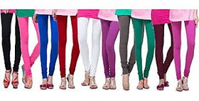 KRISO Pack of 10 Assorted Leggings