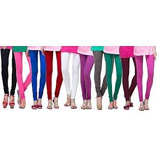 KRISO Pack of 10 Assorted Leggings