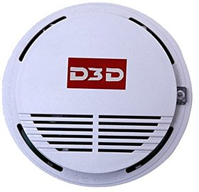 D3D Wireless Fire/Smoke Sensor