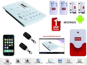 D3D Security Alarm System - D9