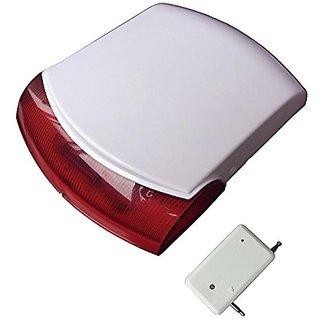 D3D Wireless Outdoor Siren