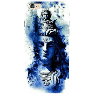 HACHI Lord Shiva Mobile Cover for   6S Plus