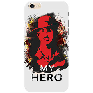 HACHI Bhagat Singh Ji Mobile Cover for   6 Plus