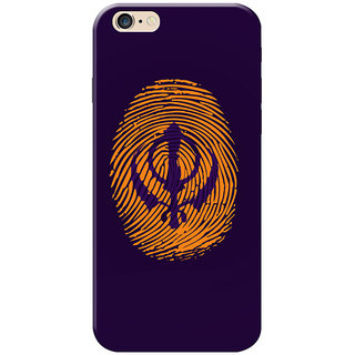 HACHI Sikhism Religious Mobile Cover for   6S