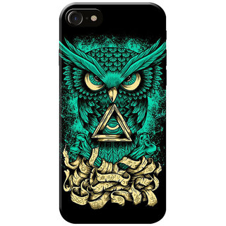 HACHI Cool Owl Mobile Cover for   7