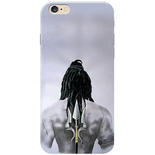 HACHI Lord Shiva Mobile Cover for   6S