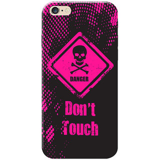 HACHI Cool Case Mobile Cover for   6S Plus