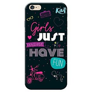 HACHI Cool Case Mobile Cover for Apple iPhone 6S Plus