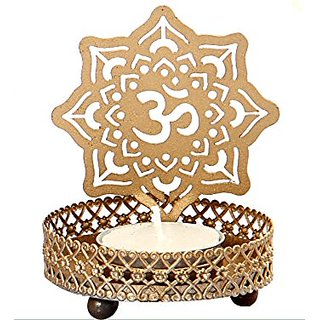 AuraDecor Shadow Tealight Holder OM