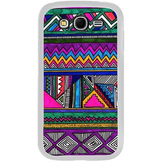 Fuson Designer Phone Back Case Cover Samsung Galaxy Grand Max ( Tribal Pattern All Set )