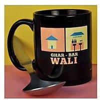 Oink Ghar Bar Wali Coffee Mug
