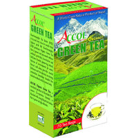 Nepal No. 1 Brand ACCOL Organic Green Tea Bag 100 Gm