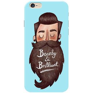 HACHI Brilliant Beard Mobile Cover for   6S