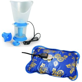 Deemark Combo Of Vaporizer With Warm Bag