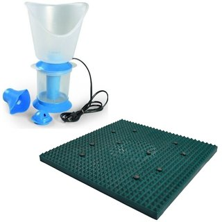 Deemark Combo Of Vaporizer With Small Relif Mate
