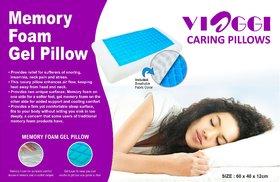 Viaggi Memory foam sleeping pillow with cool gel