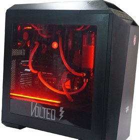 The Masterpiece    VOLTED PC