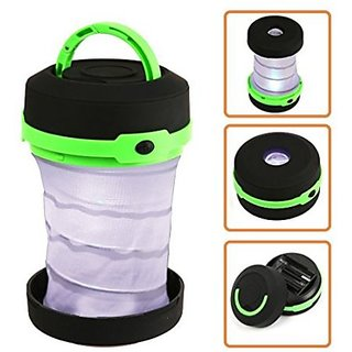 Kudos Mini LED Camping Lantern with Flashlight folding led camping lantern