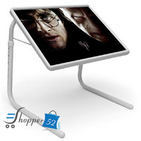 Portable Adjustable Dinner Cum Laptop Tray - TABLE480