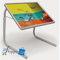 Portable Adjustable Dinner Cum Laptop Tray - TABLE1007