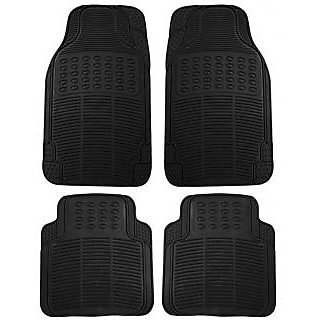 Bluetuff Black Odourless Cat Foot Mat For BMW Alpina B7