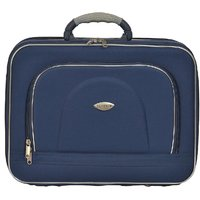 Panther Breif Case-Blue Color-Size 16 Inches