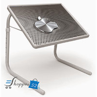 Portable Adjustable Dinner Cum Laptop Tray - TABLE175