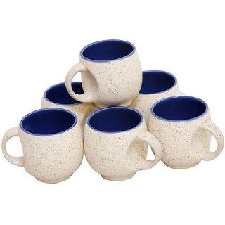 Mart Ceramic Tea Cup 6 Pcs