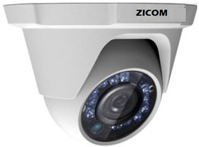Zicom  1 MP CCTV Dome Camera