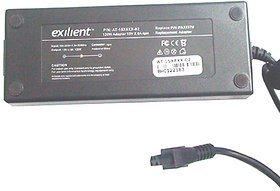 Exilient 120W Toshiba 15volt X 8Amp (4pin) Adapter